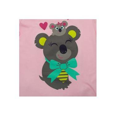 Pijama Infantil Menina Puket Coala 30601095