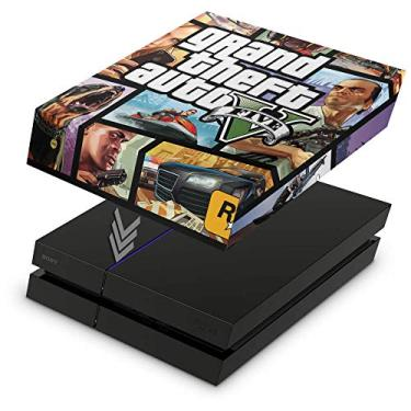 Capa Anti Poeira para PS4 Fat - GTA V