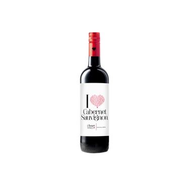 Vinho Tinto Espanhol I Heart Cabernet Sauvignon 750ml