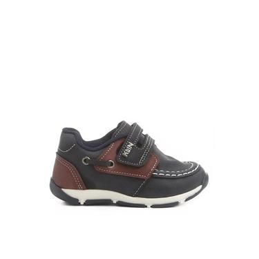 Sapato infantil klin outdoor preto