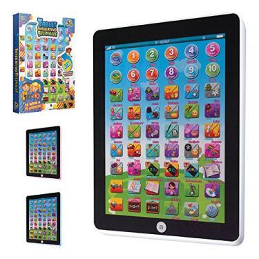 Imagem de Tablet Interativo Bilíngue Art Brink, Multicor