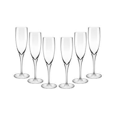 Conjunto de Taças de Cristal para Espumante Oxford Crystal Classic 517 240ml – 6 Peças