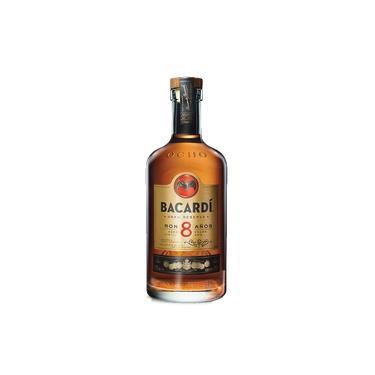 Rum Bacardi Ouro Reserva 8 Anos 750ml