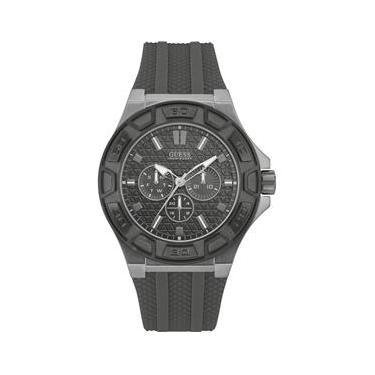 1f54f62bafa Relógio masculino esportivo GUESS multifunção