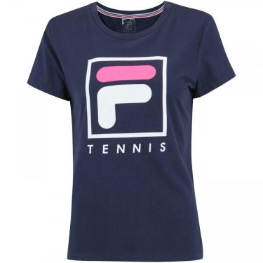 Camiseta Fila Soft Urban - Feminina Fila Feminino