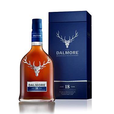 Whisky The Dalmore 18 Anos 700ml
