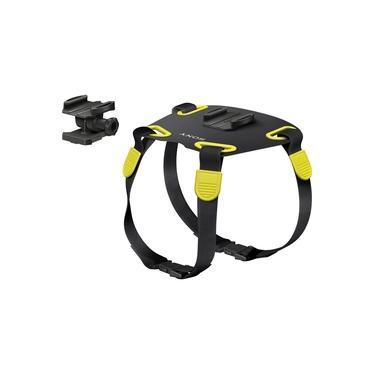 Imagem de Coleira e Suporte de Peito para Cão Sony Dog Mount para Action Cam (AKA-DM1)