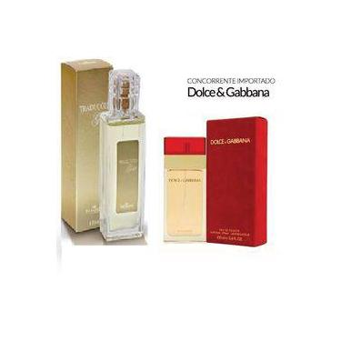 0e1ea42ee773d Traduções Gold Nº 8 Feminina Referência  Dolce Gabbana 100 Ml - Hinode