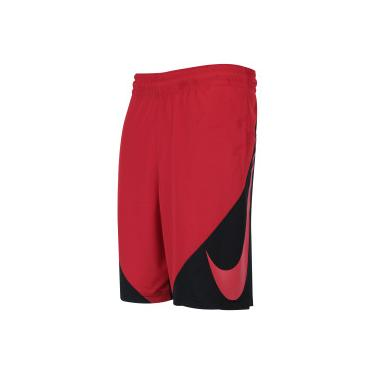 b575ca2429 Bermuda Nike HBR 2.0 - Masculina - Vermelho Preto Nike