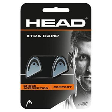 Antivibrador Head Xtra Damp Translúcido