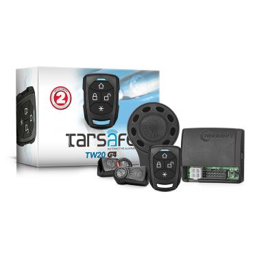 Alarme Automotivo Taramps Tw20 G4 One 1 Controle Tr2