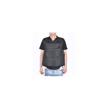 Resistente Stab Agente de segurança Protecção Vest Vest Tactical Vest Stabproof-compra internacional pode ser cobrada imposto