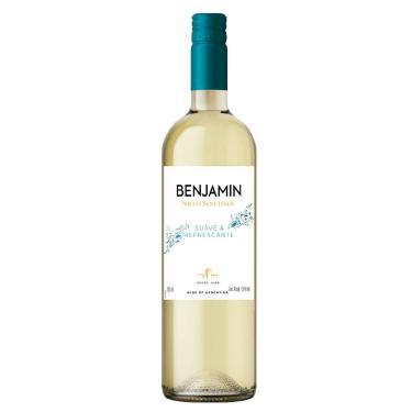 Vinho Benjamin Nieto Branco Suave 750Ml