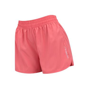 Shorts Oxer Rum Basic - Feminino - Coral Oxer a7c221b6aad