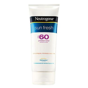 Neutrogena Sun Fresh Protetor Solar FPS 60 200ml f49ff3ce13634