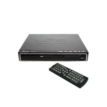 Aparelho Dvd Player Hdmi Hd 5.1 Canais Rca Usb Mp3 Função Karaoke Knup KP-D112 Preto Bivolt