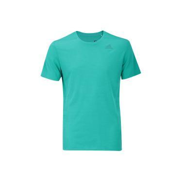db6e4228b98 Camiseta adidas Supernova - Masculina - VERDE CLARO adidas