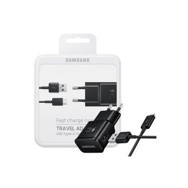 Carregador Turbo Fast Original Samsung Galaxy S9 Note 9 A8 S8 - Embalagem Oficial Samsung