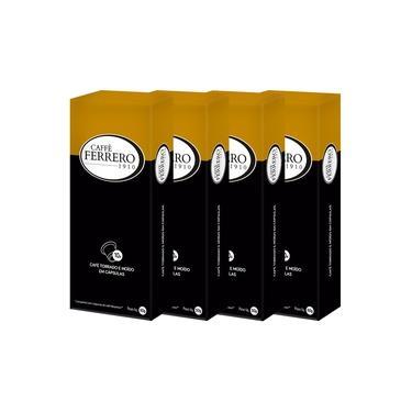 Cápsulas de Café Compatíveis com Nespresso Ferrero - 40 Cápsulas
