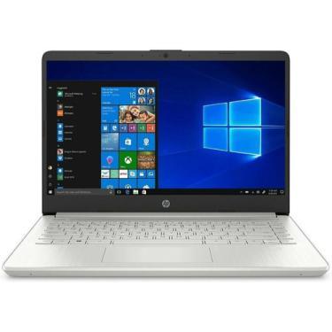 Imagem de Notebook Hp 14-dq2038ms 14  Intel Core I3-1115g4 - Prata