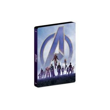Blu-ray Steelbook: Vingadores Ultimato