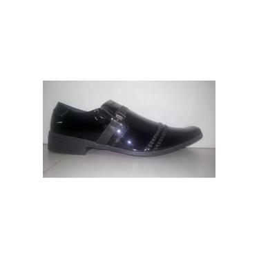 Sapato Ferracini 4349-223l Frankfurt Verniz