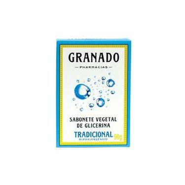 Sabonete Vegetal De Glicerina Tradicional