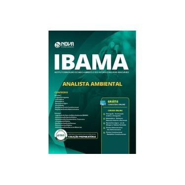 Imagem de Apostila Concurso IBAMA 2019 - Analista Ambiental