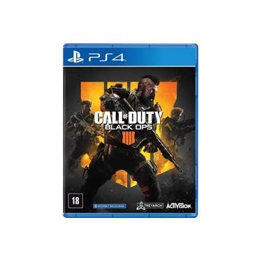 Game Call of Duty Black Ops 4 Cod Bo4 - Ps4