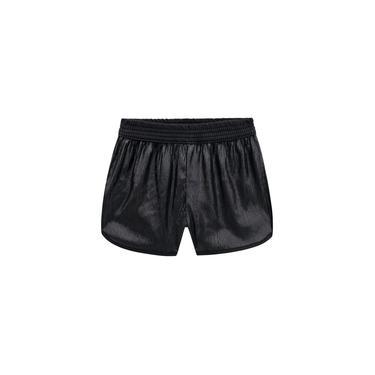 Shorts Paetê Preto