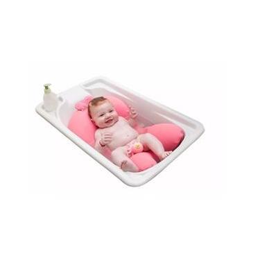 Almofada Para Banho Infantil Rosa Baby Pil