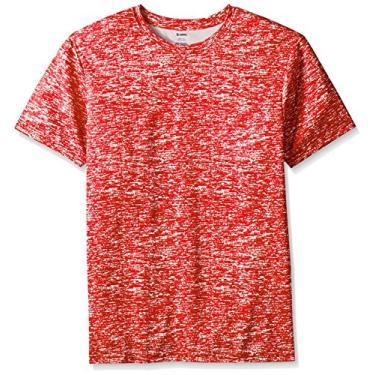 Imagem de Camiseta Soffe Melange Performance, Red Heather, Small