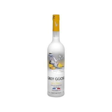 Imagem de Vodka Francesa Grey Goose Le Citron 750Ml