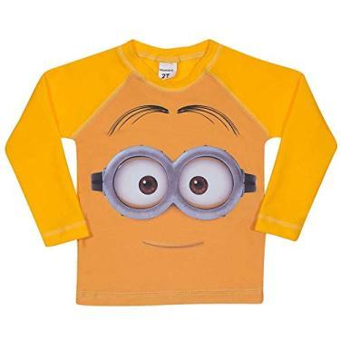 e70be11e6 Camiseta Praia Manga Longa Meu Malvado Favorito