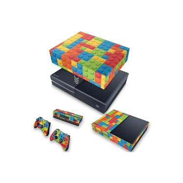 Capa Anti Poeira e Skin para Xbox One Fat - Lego