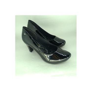 Sapato Feminino Mississipi Mandang Preto Q0173