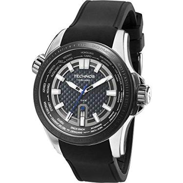 9c8591c7cc Relógio Masculino Technos Analógico Casual 2115knt8k
