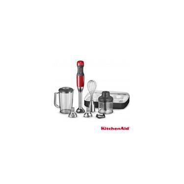 Mixer de Mao Kitchenaid Empire Red com 05 Velocidades e Multiplas Funcoes - KEB25AV
