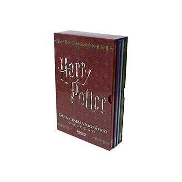 Imagem de Livro - Box Harry Potter - Guia Cinematográfico -  Coleção