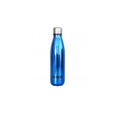 Garrafa Térmica Acte C39 Aço Inox 500ml Azul -