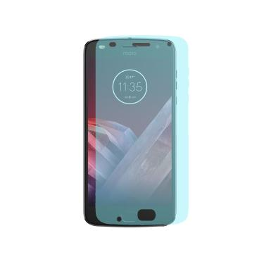 Pelicula Moto Z2 Play Tela Toda Silicone Gel XT1710