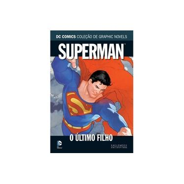 Superman: O Último Filho - Geoff Johns - 9788583780403