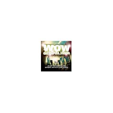 CD Vários - WOW Gospel 2008 (Duplo) (Importado)