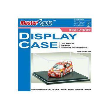 Imagem de Display Case 11,7 x 11,7 x 5,2 cm - Master Tools 09806
