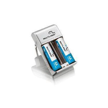 Multilaser Carregador De Pilhas Aa/Aaa 2X Rm01 Cb048