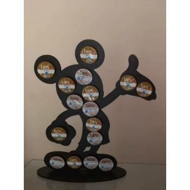Imagem de Porta cápsulas de café modelo Mickey, Três Corações - Nova Laser