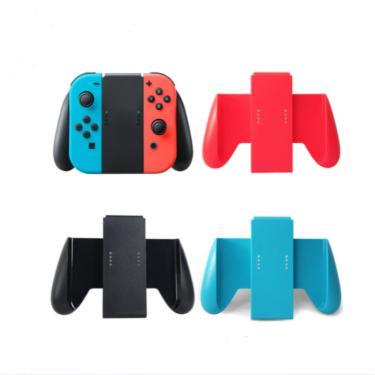Suporte para controle joy-con para nintendo switch, suporte para segurar o conforto 240131573