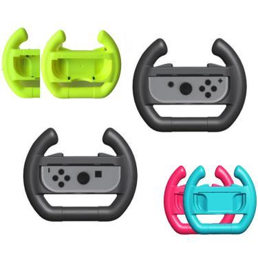 Joy-con alça volante para nintendo switch, 2 pçs/lote, acessórios de controle para nintendo switch