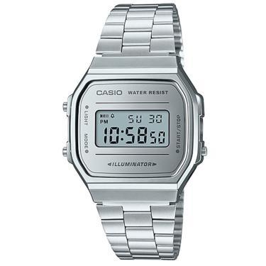 33e8b505a Relógio Casio Vintage Unisex A168WEM-7DF