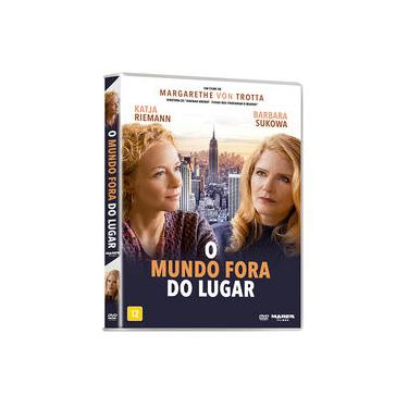Dvd - O Mundo Fora Do Lugar